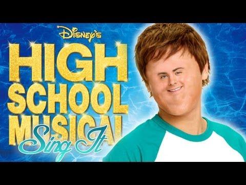 Pewds Plays: High School Musical: Sing It