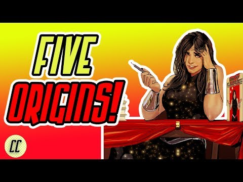 The CONFUSING HISTORY Of WONDER GIRL - Donna Troy