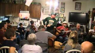 2011-02-25 Begnaud House Jam - allons a lafayette