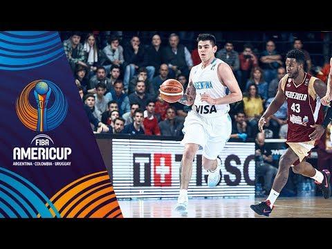Top 5 Plays - Day 3 - FIBA AmeriCup 2017