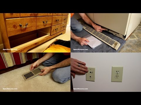 10 Secret Hiding Places Already in your Home