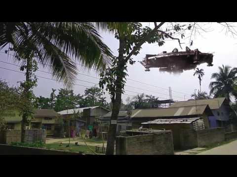 Spacecraft at mangaldai