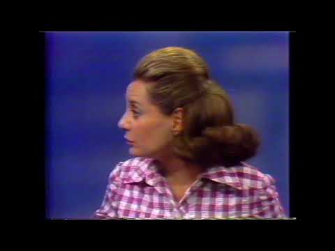 Phyllis Schlafly Interview on ERA   Today Show 1972