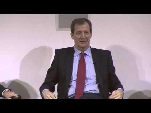 Alastair Campbell | Undercover Economist Interview | FT