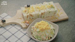 Potato Salad with Sandwich | C…