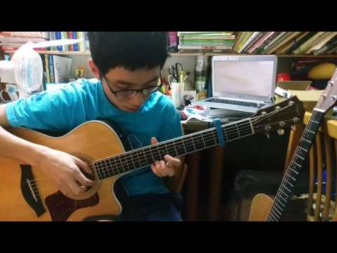 【橘色奇蹟 ED - 未来 Mirai】Guitar Fingerstyle Cover