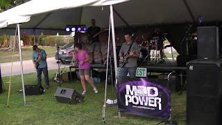 Bad Case of Loving You (Doctor, Doctor) - Robert Palmer Cover By Mad With Power