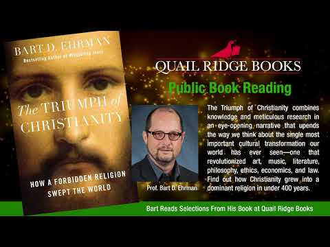 Quail Ridge Books The Triumph of Christianity