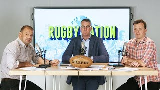The Rugby Nation show: Episode Nine