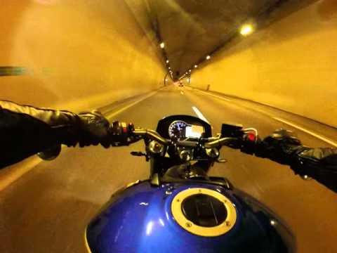 Acceleration Tunnel GSR 750