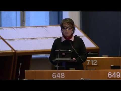Η Κ Κούνεβα για τον Κοινωνικό Πυλώνα στο Ευρωκοινοβούλιο
