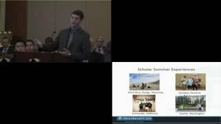 Morehead-Cain Foundation | Presentation to UN...