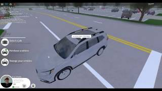 Reviewing the Subaru Accent in Pembroke pines(Roblox)