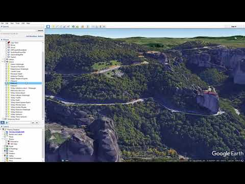 Visit Greece With A Virtual Google Earth Tour