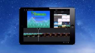 Как монтировать видео на iOS/iPad/iPhone(Спасибо за просмотр! Для развития канала(WebMoney) WMZ : Z105850276753 - доллары WMU : U384535887021 - гривна. ..., 2014-09-24T16:23:39.000Z)
