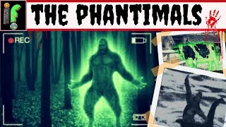 Cryptozoology.  Phantimals The ghost of long-extinct animals