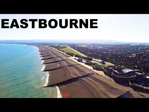 EASTBOURNE, East Sussex, UK - English Towns