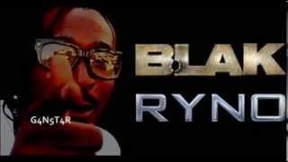 Blak Ryno - Touch - Pan A Knock Riddim - Stashment Records - January 2014 @G4N5T4R