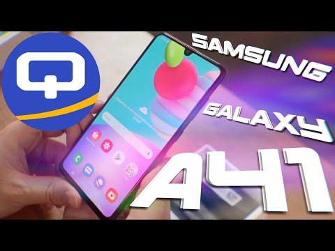 Samsung Galaxy A41, быстрый обзор. / QUKE.RU /