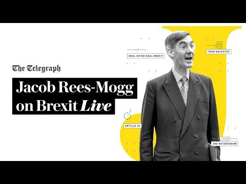 Watch again: Jacob Rees-Mogg on Brexit in full