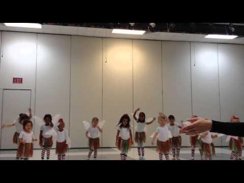 Tisha's Recital - 5 @Schell Elementary School
