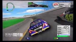 NASCAR Thunder 2003 (PS2) - Race 1/36 - Daytona 500