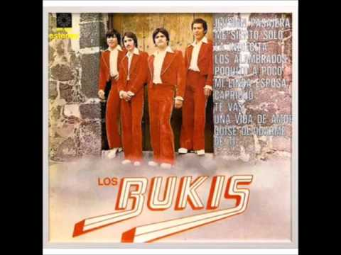 me siento solo- los  bukis- 1978