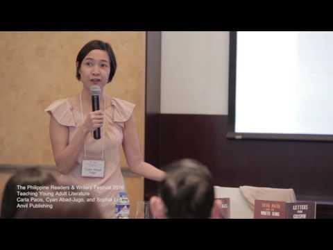Philippine Readers and Writers Festival - Teaching Young Adult Literature
