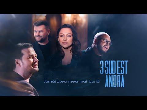 Смотреть клип 3 Sud Est & Andra - Jumatatea Mea Mai Buna