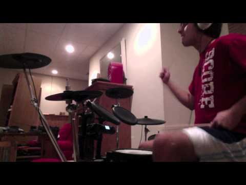 We Dreamt In Heist by Anberlin drum cover mp3