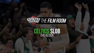 Celtics DHO Action || SLOB