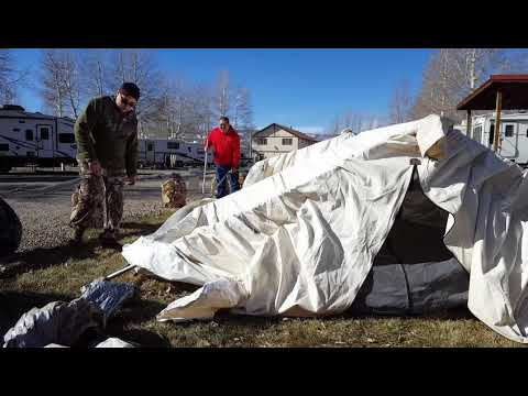 Repeat unit 61 elk camp by Allout Outfitters - You2Repeat