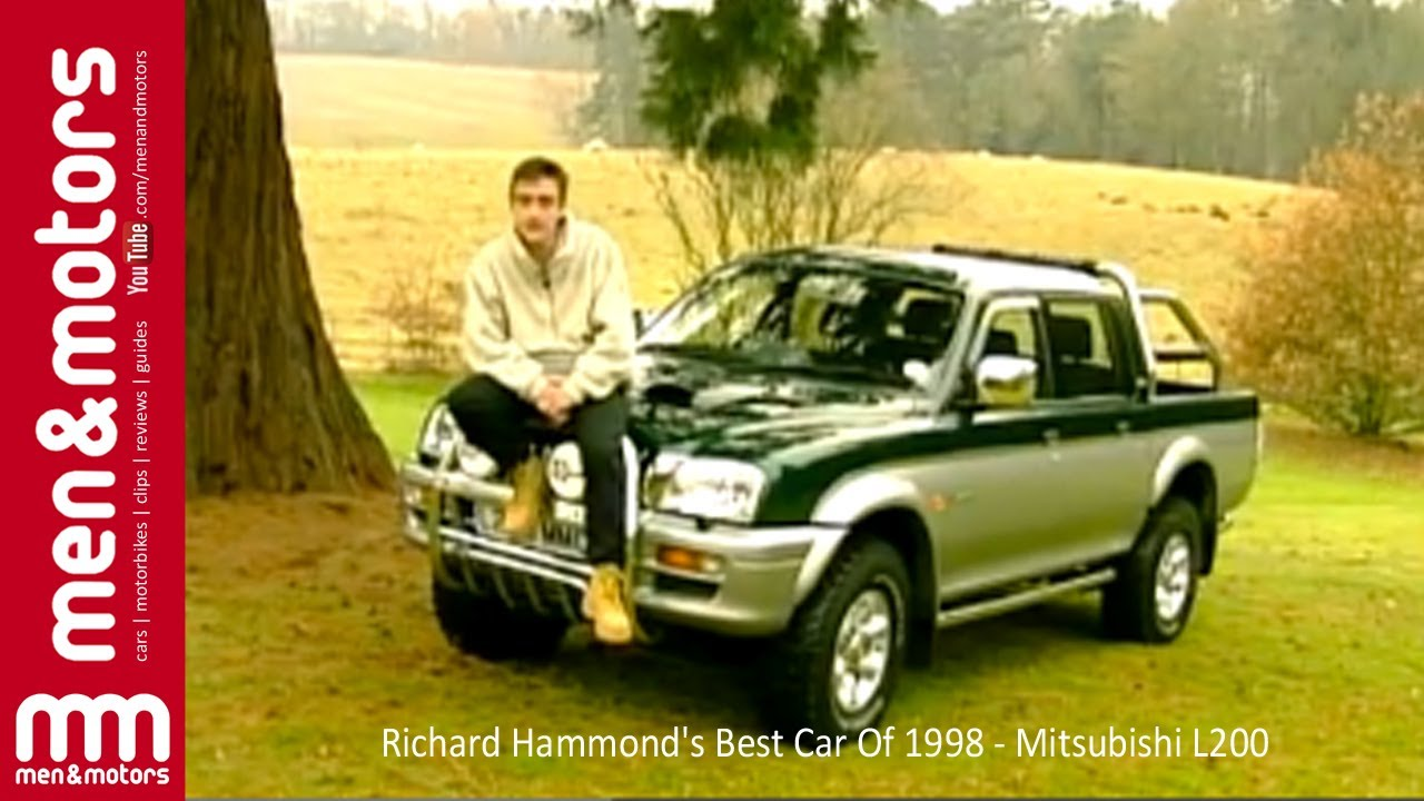 Richard Hammond S Best Car Of 1998 Mitsubishi L200