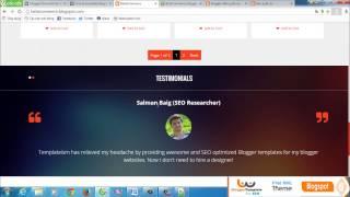 Hướng dẫn cài đặt template blogspot bán hàng chuẩn seo 2015