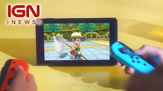 Nintendo Drops More Pokemon Let's Go! Details - IGN News