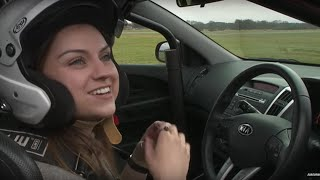 Behind The Scenes with Amy Macdonald | Top Gear