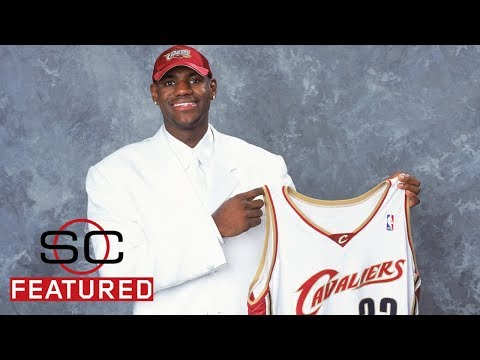 How LeBron James, Carmelo Anthony and the 2003 draft class transformed the NBA | SC Featured | ESPN