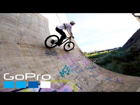 GoPro: Sam Pilgrim MTB Dam Send