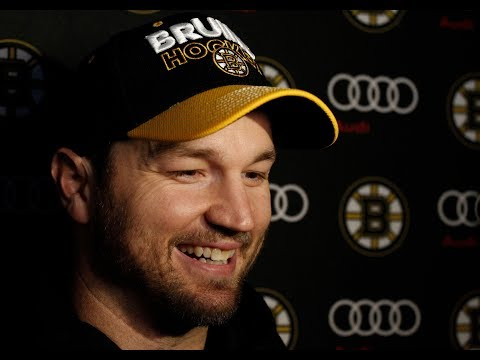 "Rick Nash looking forward to ""unbelievable"" opportunity after trade to Bruins"