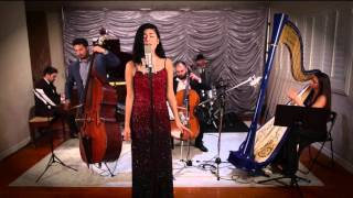 Repeat youtube video Welcome To The Jungle - Vintage Orchestral Guns 'n' Roses Cover ft. Daniela Andrade