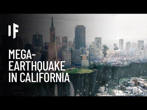 What Happens If the Mega-Earthquake Hits California Tomorrow?