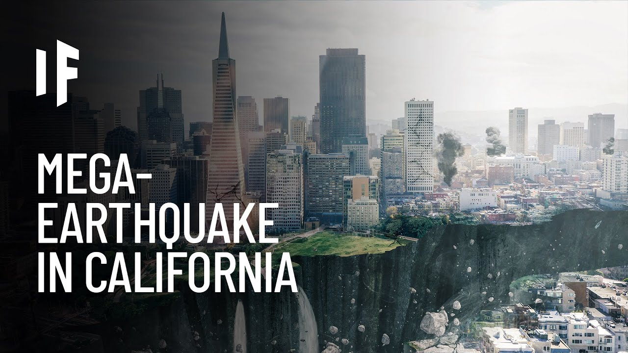 What Happens If the Mega-Earthquake Hits California Tomorrow?
