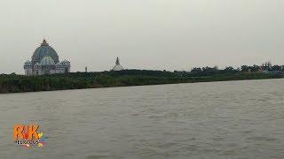 Ganga River Aarti  Nabadwi Mayapur,Nadia