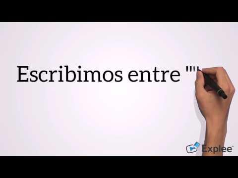 El estilo APA, ¿cómo citar y referenciar fuentes? de YouTube · Duración:  6 minutos 2 segundos