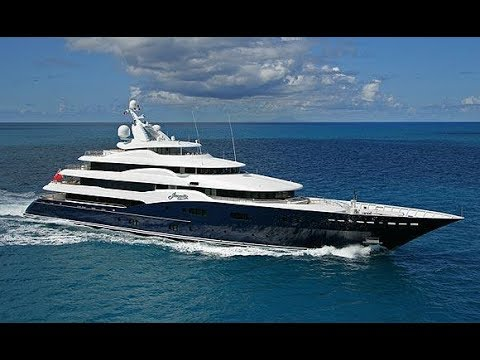 Amaryllis Superyacht Costs 690 000 To Charter For A Week