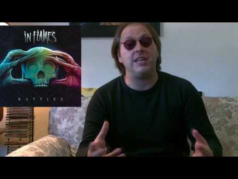 In Flames - BATTLES Album Review