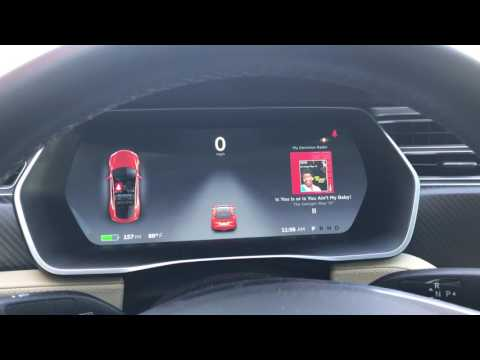 How to TURN OFF a Tesla Model S