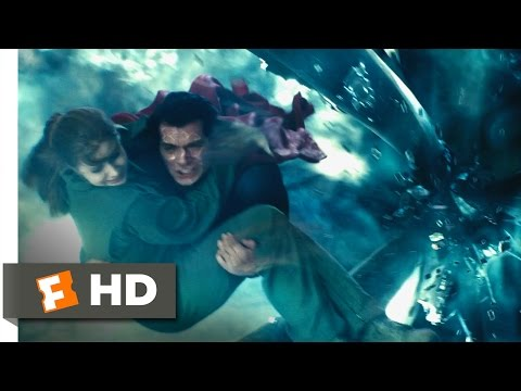 Man of Steel - A Good Death Is Its Own Reward Scene (8/10) | Movieclips