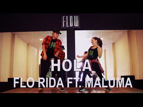 Florida - Hola /feat. Maluma/ (Official Audio)