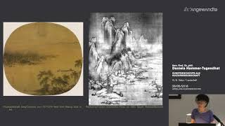 Kunstgeschichte als Kulturwissenschaft - NATUR / LANDSCHAFT - Vorlesungen 9 (SS2018)
